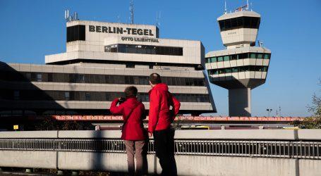 Nedavno zatvorena zračna luka Tegel postaje centar za cijepljenje protiv koronavirusa