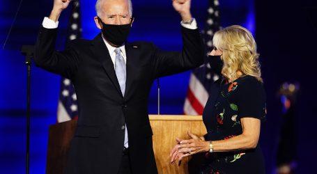 """Biden: """"Trumpovo odbijanje priznanja poraza sramotno"""""""