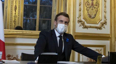 Macron primio Pompea, dok se Pariz već okrenuo prema Bidenu