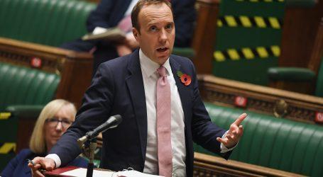 Britanska Vlada objavljuje promjene pravila o samoizolaciji