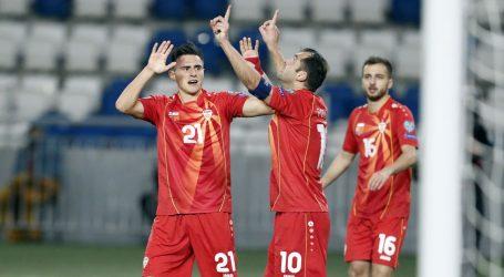 S.Makedonija ostala bez plasmana u viši rang Lige nacija