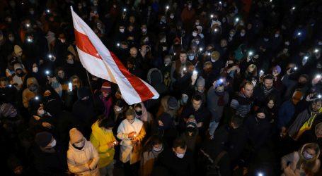 Oporba ponovno na ulicama Bjelorusije, više od 300 uhićenih
