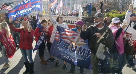Tisuće Trumpovih pristaša na ulicama Washingtona