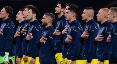 Po zaražene ukrajinske nogometaše dolazi zrakoplov iz Kijeva