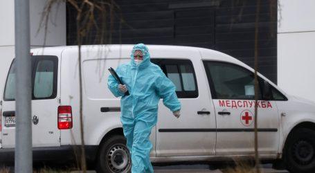 U Rusiji dnevni rekord, 25.173 zaraženih koronavirusom