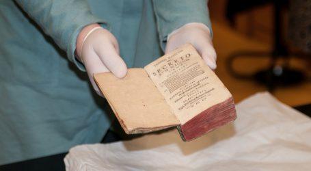 NSK vraćena knjiga iz 1614., ukradena prije 33 godine