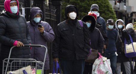 SAD sve bliže brojci od 250 tisuća mrtvih od covida-19