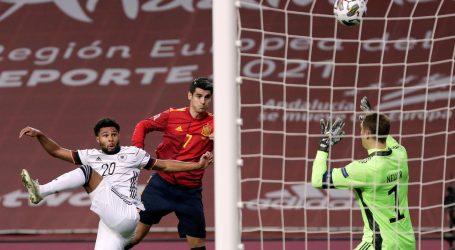 Španjolska ponizila Njemačku, Crna Gora izborila plasman u Ligu B