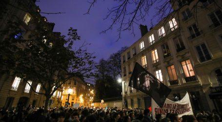 U Francuskoj prosvjedi protiv novog zakona o sigurnosti