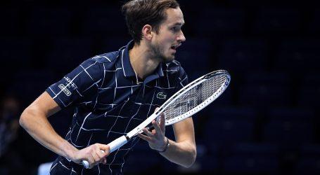 Medvjedev pobjednik ATP finala u Londonu