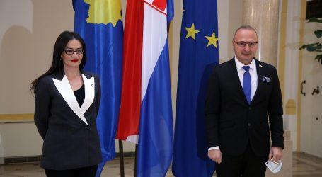 Priština želi aktivniju ulogu Zagreba u dijalogu sa Srbijom