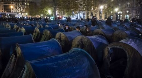 Francuska pokreće istragu nakon policijskog raščišćavanja migrantskog kampa