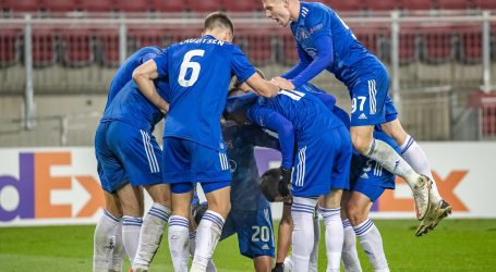 Europska liga: Dinamo s tri pogotka u drugom dijelu do velikog slavlja u Klagenfurtu