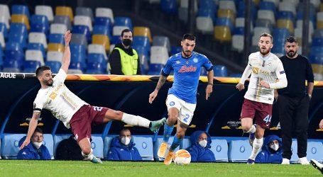 Napoli nanio Rijeci četvrti poraz u grupnoj fazi Europske lige