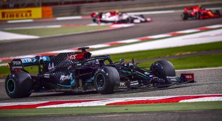 VN Bahreina prekinuta zbog teške nesreće Grosjeana