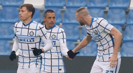 SERIE A: Inter slavio kod Sassuola s 3:0