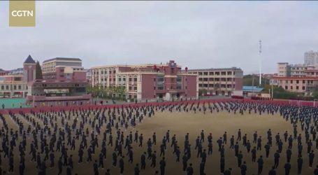 Igra zmije: Učenici iz Haimena postali viralni hit u istočnoj Aziji
