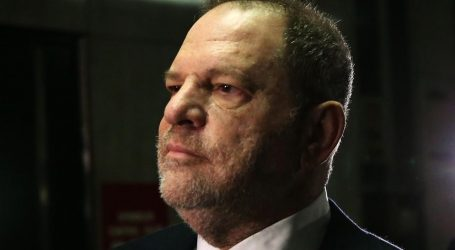 Harvey Weinstein nema koronu, ali ima drugih zdravstvenih problema