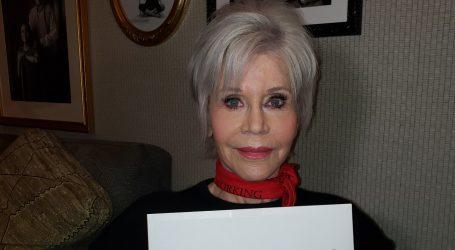Jane Fonda i nakon 25 godina ustrajna u aktivizmu