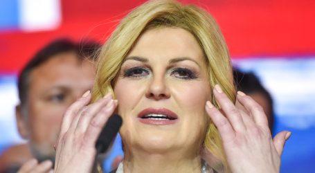 """Kolinda Grabar Kitarović: """"Hrvatska zasigurno neće biti prioritet američke vanjske politike"""""""