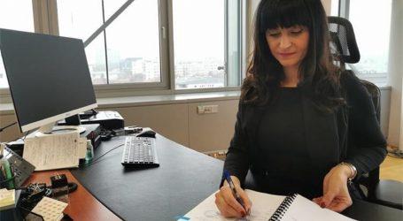 Ministrica Tramišak potpisala ugovor za nabavku zdravstvene opreme financiran iz EU