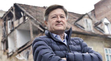 OTTO BARIĆ: 'Kao gradonačelnik ukinut ću kleptokraciju, još jedan Bandićev mandat bio bi poguban za Zagrepčane'