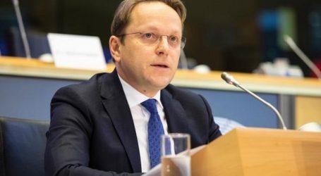 Europski povjerenik za proširenje pozdravlja smirivanje srpsko-crnogorskog diplomatskog rata