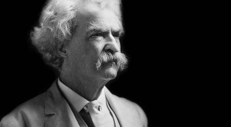 Mark Twain bio je pseudonim književnog oca Toma Sawyera i Huckleberryja Finna