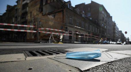 Stožer: U Hrvatskoj 1165 novooboljelih, preminule čak 32 osobe