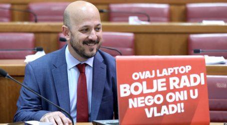 'Laptop promidžba': Visoki upravni sud potvrdio kaznu SDP-u zbog Marasa