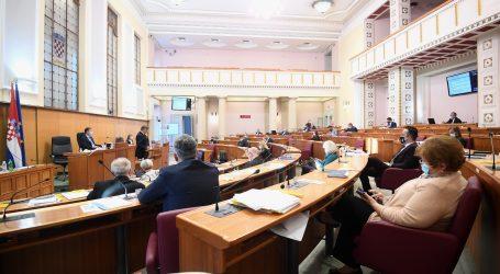 Sabor raspravio izmjene Zakona o izvršenju Državnog proračuna