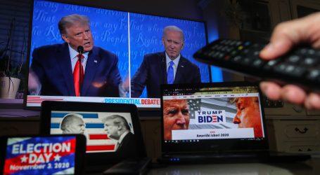 CNN objavio prve izlazne ankete američkih predsjedničkih izbora