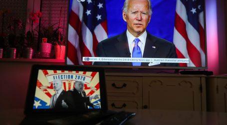 Američki burzovni indeksi poskočili, trgovci se klade na Bidenovu pobjedu