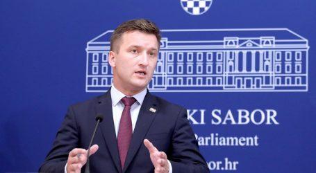 """Tušek: """"Milanović kao da, čim se probudi, smišlja kakvu će spačku napraviti"""""""
