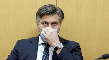 """Plenković u Saboru: """"Oporbu sam zvao na razgovor, ali su odbili, a sad vape za dijalogom"""""""