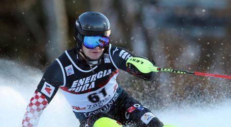 Zubčić pobijedio u FIS slalomu, Zrinka Ljutić opet najbrža u drugoj vožnji