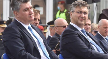 Plenković i Milanović se dogovorili: Sjednica VNS u ponedjeljak u Banskim dvorima