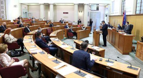 Zastupnici će raspravljati o interpelaciji o radu Vlade