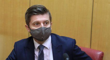 "Marić: ""Ukupni depoziti 357 milijardi kuna"""