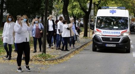 U BiH više od 1200 novozaraženih i 57 umrlih, u Mostaru štrajkaju zdravstveni djelatnici