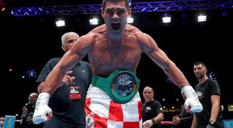 Filip Hrgović prekidom u petoj rundi svladao Bookera