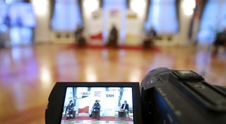 Dodjela novinarskih nagrada HND-a 18. prosinca u Zagrebu