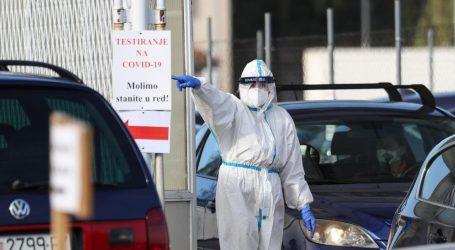 UŽIVO: U Hrvatskoj 2958 novih slučajeva i 57 preminulih, evo stanja po županijama