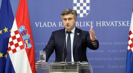"""Plenković predstavio Nacionalnu razvojnu strategiju: """"Hrvatsku 2030. vidimo kao konkurentnu"""""""
