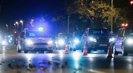 U naletu automobila u Ulici grada Vukovara poginuo pješak