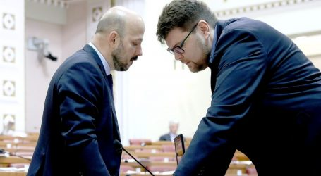 U SDP-u začuđeni što se Grbin još nije odrekao Marasa kao potencijalnog kandidata za gradonačelnika
