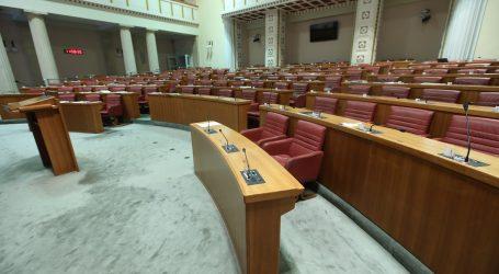 Sabor u četvrtak raspravlja o državnom proračunu za iduću godinu