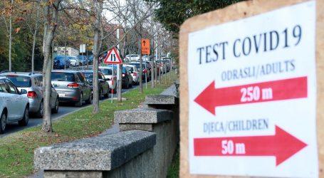 UŽIVO: U Hrvatskoj 2597 novih slučajeva zaraze, preminulo 28 osoba, evo stanja po županijama