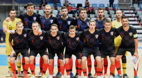 Hrvatski malonogometaši bez plasmana na Svjetskom prvenstvu u Litvi