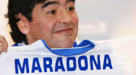 Maradona mora na operaciju zbog krvnog ugruška u mozgu